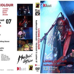 Living Colour 2007-07-13 Montreux, Switzerland DVD