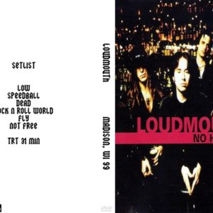 Loudmouth 1999 Madison, WI DVD