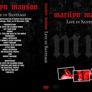 Marilyn Manson 1996-11-22 Central Court National Stadium, Santiago, Chile DVD