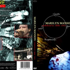 Marilyn Manson 1997-08-16 11th Bizarre Festival, Koln, Germany DVD