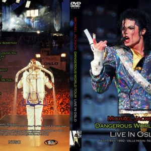 Michael Jackson 1992-07-15 Dangerous World Tour, Oslo, Norway DVD