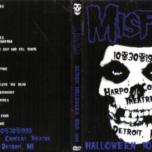 Misfits 1999-10-30 Harpo's, Detroit, MI DVD