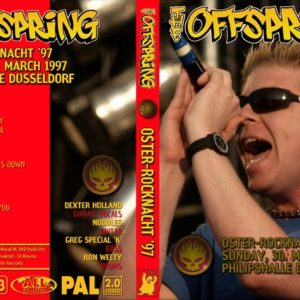 Offspring 1997-03-30 Philipshalle, Dusseldorf, Germany DVD