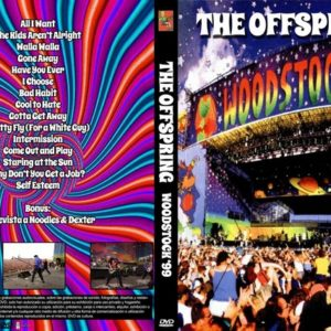 Offspring 1999-07-23 Woodstock '99, Rome, NY DVD