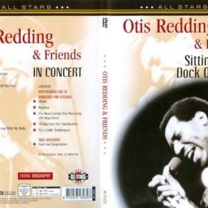 Otis Redding and Friends 1967 In Concert DVD