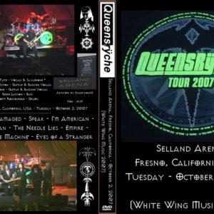 Queensryche 2007-10-02 Fresno, CA DVD