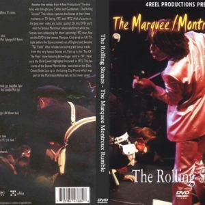 Rolling Stones 1972-05-21 Rialto Theatre, Montreux, Switzerland + 1971-03-26 Marquee Club, London, England DVD