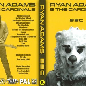 Ryan Adams & The Cardinals 2007-06-06 BBC4 Sessions DVD
