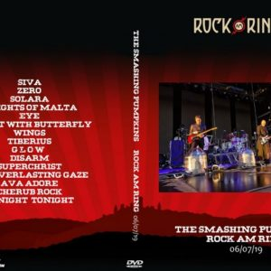 Smashing Pumpkins 2019-06-07 Rock Am Ring DVD
