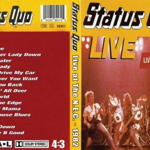 Status Quo 1982-05-14 N.E.C. Birmingham, England, UK DVD