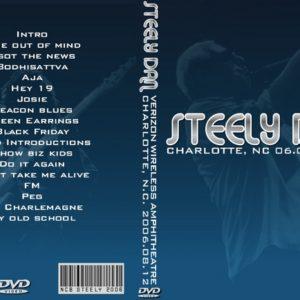 Steely Dan 2006-08-12 Charlotte NC DVD