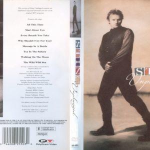 Sting 1991-03-05 MTV Unplugged DVD