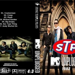 Stone Temple Pilots 1993-11-17 MTV Unplugged, New York, NY DVD