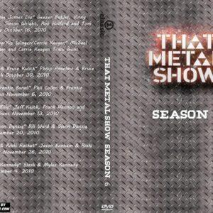 That Metal Show Season 06 4 DVD