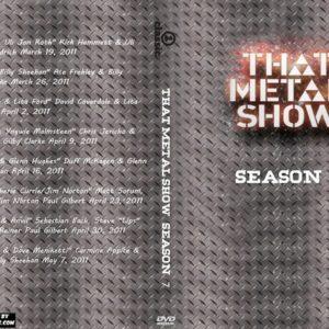 That Metal Show Season 07 4 DVD