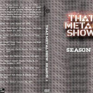 That Metal Show Season 08 5 DVD