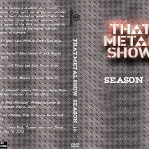 That Metal Show Season 10 4 DVD