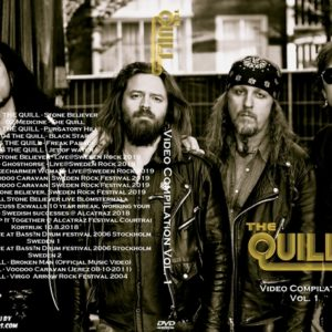 The Quill Video Compilation Vol. 1 DVD