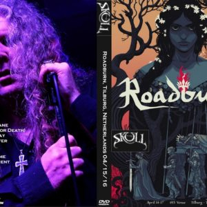 The Skull 2016-04-15 Roadburn, Tilburg, Netherlands DVD