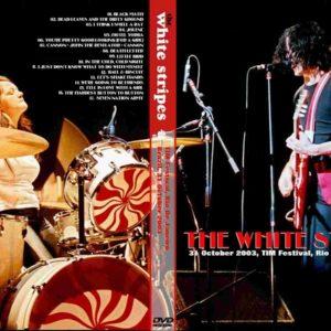 The White Stripes 2003-10-31 TIM Festival, Rio De Janeiro, Brazil DVD