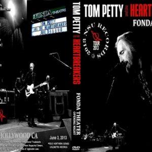 Tom Petty and the Heartbreakers 2013-06-03 The Fonda Theatre, Los Angeles, CA DVD