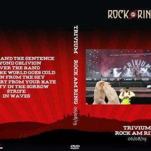 Trivium 2019-06-08 Rock Am Ring DVD