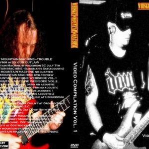 Whiskey Mountain Machine Video Compilation Vol. 1 DVD