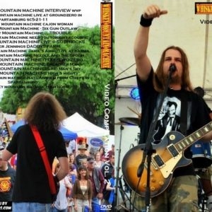 Whiskey Mountain Machine Video Compilation Vol. 2 DVD