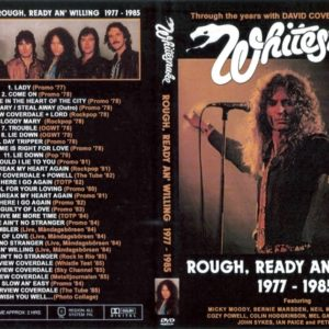 Whitesnake 1977-1985 Rough, Ready An' Willing DVD