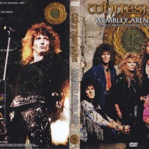 Whitesnake 1987-12-31 Wembly Arena, London, England DVD