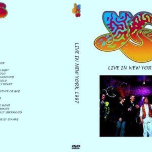 Yes 1997-10-29 Beacon Theater, New York, NY DVD