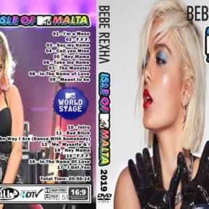 Bebe Rexha 2019-07-09 Isle of MTV, Malta DVD