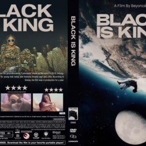 Beyonce Black is King DVD