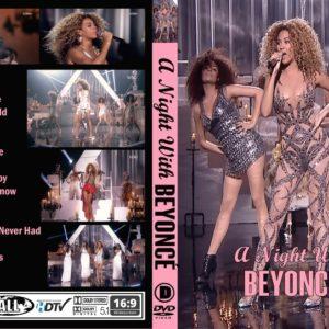 Beyone A Night With Beyonce DVD
