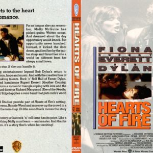 Bob Dylan 1987 Hearts Of Fire DVD