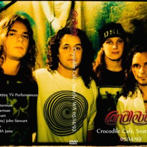 Candlebox 1993-05-14 Crocodile Cafe, Seattle, WA DVD
