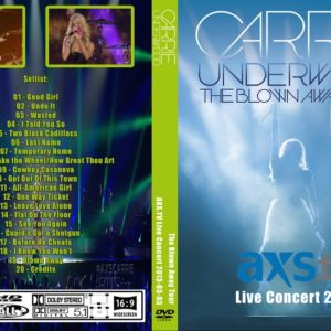 Carrie Underwood 2013-03-03 The Blown Away Tour Live Concert DVD