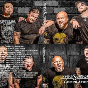 Divine Sorrow Compilation DVD