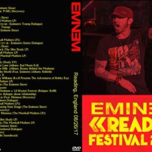 Eminem 2017-08-26 Reading, England DVD