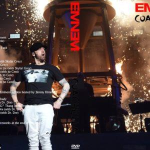 Eminem 2018-04-22 Coachella, Indio, CA DVD