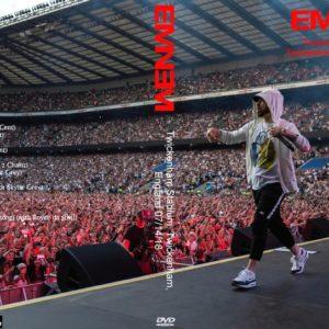 Eminem 2018-07-14 Twickenham Stadium, Twickenham, England DVD