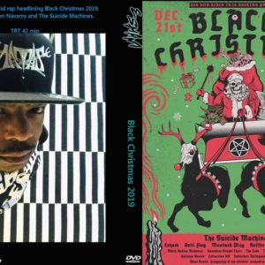 Esham 2019-12-21 Black Christmas, The Magic Stick, Detroit, MI DVD