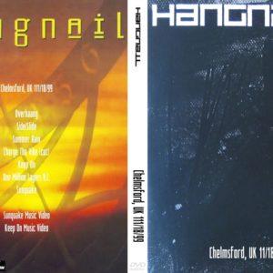 Hangnail 1999-11-18 Chelmsford, UK DVD