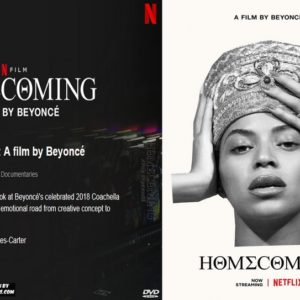 Homecoming A Film By Beyonce DVD