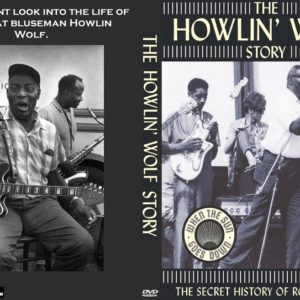 Howling Wolf's Story DVD