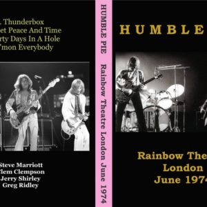 Humble Pie 1974-06-01 London, UK DVD