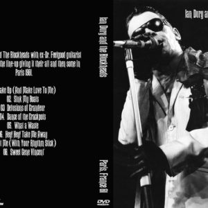 Ian Dury & The Blockheads 1981 Paris, France DVD