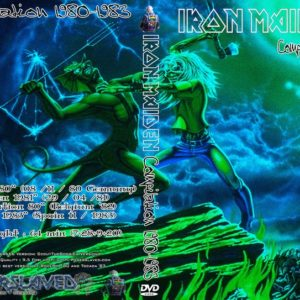 Iron Maiden 1980-1983 Complilation DVD