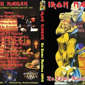 Iron Maiden 1983-08-25 Nassau Coliseum, Uniondale, NY DVD