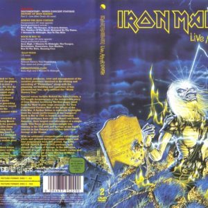 Iron Maiden 1985 Live After Death 2 DVD